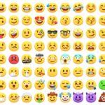 Lista e tabella di codifica emoji